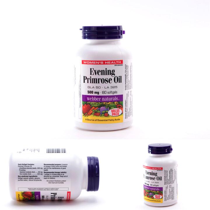 Eveing Primrose Oil 1