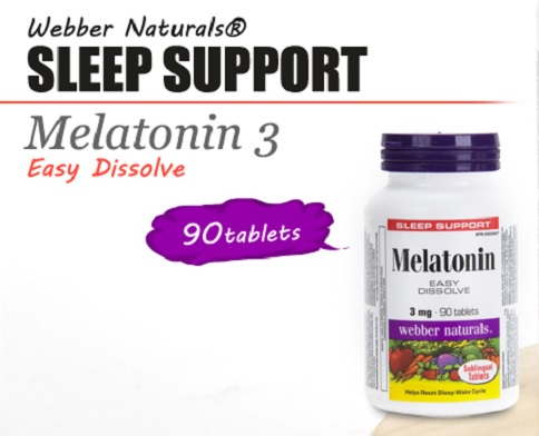 Melatonin web