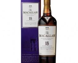 Macallan Sherry Oak 18y Whisky